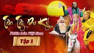 Tân Tây Du Ký Phiên Bản Việt |Tập 1 | Thu Phục Tôn Ngộ Không Và Bát Giới