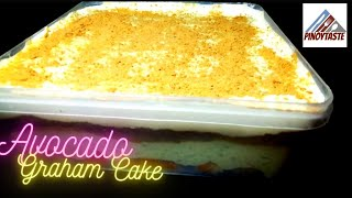 AVOCADO GRAHAM LAYER CAKE | PINOY TASTE