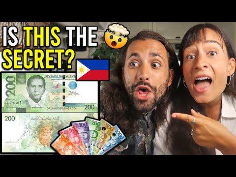 SECRETS of PHILIPPINE Peso 💰 - The $2 Bill of the East (You WON'T BELIEVE!)