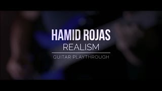 Hamid Rojas - Realism (feat. Andrés Castro from Sight Of Emptiness) Guitar Playthrough Bias Fx
