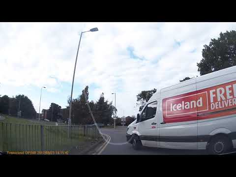 Iceland Delivery Driver