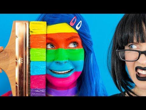 DIY Makeup Hacks for Speedy School Morning Routine