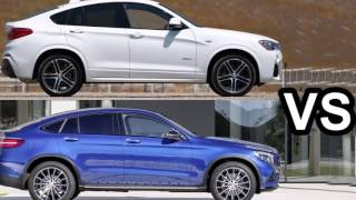 Mercedes-Benz GLC Coupe 2016-2017 - фото, цена, технические характеристики, видео тест-драйвы