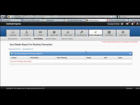 Power of 31 Gratitude Express First Payout PROOF Video Testimonial