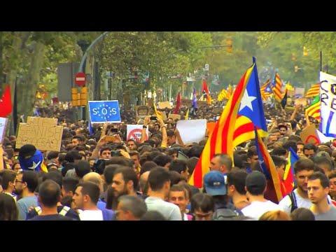 Ratings agencies wary of Catalan tensions