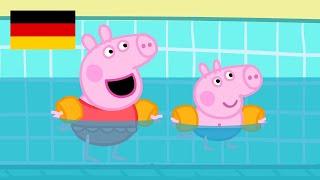 Peppa Wutz | Sport - Zusammenschnitt | Peppa Pig Deutsch Neue Folgen | Cartoons für Kinder