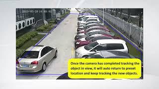 HIKVISION PTZ Smart Auto Tracking