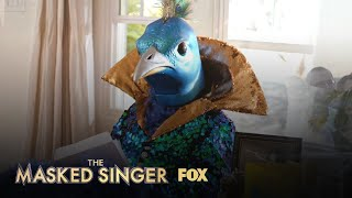 The Clues: Peacock | Season 1 Ep. 7 | THE MASKED SINGER