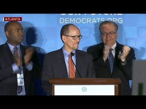 Tom Perez elected DNC chair, appoints Keith Ellison deputy chair