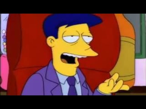 The Simpsons - Mr Plow - TV spot
