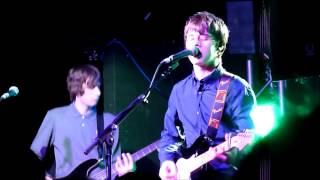 Jake Bugg, Ballad of Mr Jones, Thekla Bristol.  15th November 2012