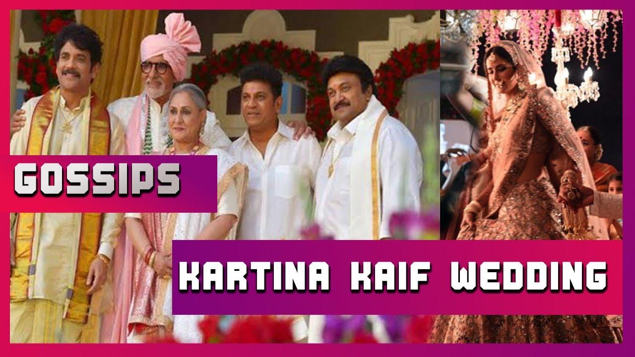 Amitabh Bachchan shares Katrina Kaif real marriage photos ...