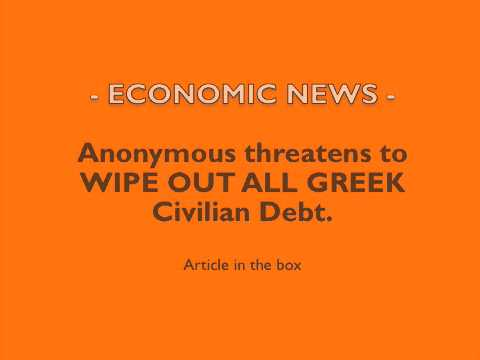 N: Silver 1 lakh!!!, CFR on Syria, Anonymous Threatens Greek IMF, Pentagon calls BS and MORE!!