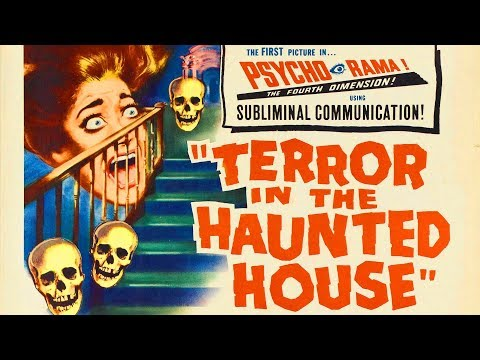Evanescence: Terror in the Haunted House (1958) (Origin/Understanding)