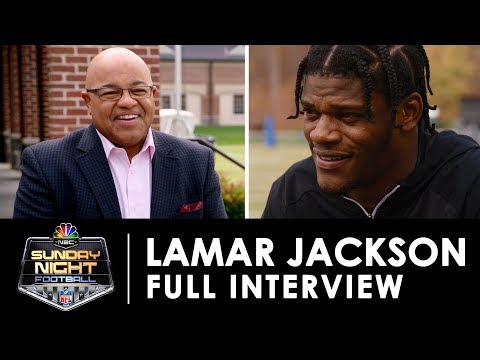 Baltimore Ravens' Lamar Jackson Explains Why He's Still Out To Prove Doubters Wrong | NBC Sports