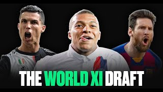 The Ranks Draft: Picking a World XI | B/R Football Ranks
