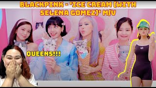 #blackpink #블랙핑크 #selenagomez wow! the i did not know needed!!!! am just so happy to see bp more active and creative as ever! never expected this colla...