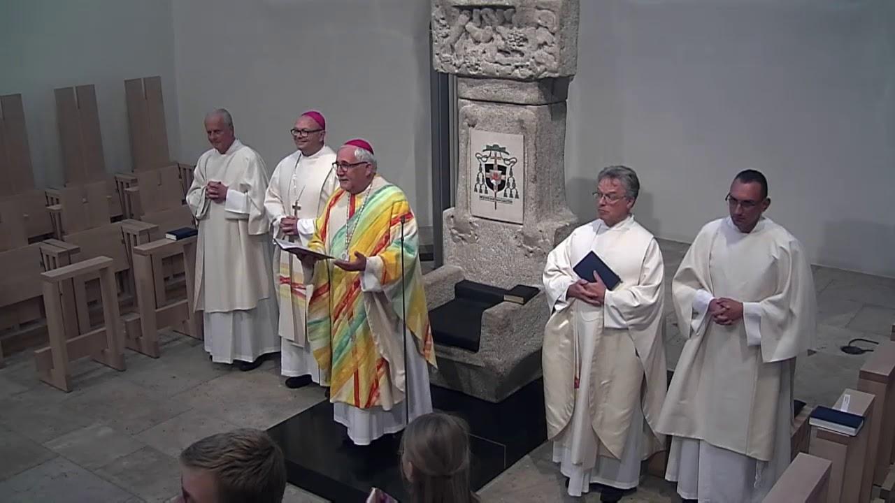 Dokumentation: Pontifikalamt anlässlich des 19. Jahrtags der Bischofsweihe