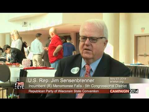 U.S. Rep. Jim Sensenbrenner for 5th Congressional District