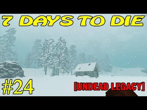 7 Days to Die [ Undead Legacy ]  ► Ночной штурм ► №24