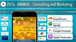 2016 - BMWOC - Consulting and Marketing