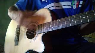 Anh Sẽ Mạnh Mẽ Yêu Em Cover Guitar