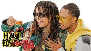 Rae Sremmurd Plays Truth or Dab | Hot Ones