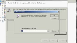 How to manually install MediaTek USB VCOM drivers