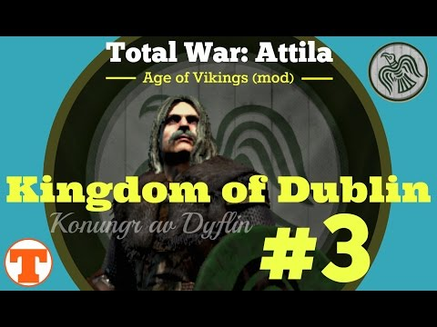 Age of Vikings: Kingdom of Dublin #3  (mod)