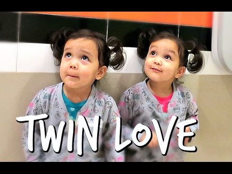 TWIN LOVE! - January 30, 2017 -  ItsJudysLife Vlogs
