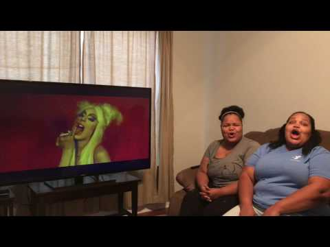 Alaska Thunderfuck ft Adore Delano - The T Music Video   Reaction