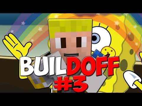 SPONGEBOB PARKOUR - Minecraft Buildoff #3