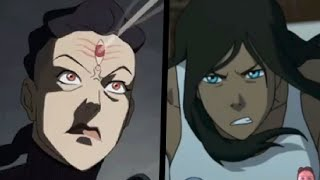 Legend of Korra Removed from TV! Season 3 Episode 8 Review- Team Korra VS Zaheer Group!