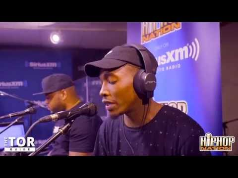 """Dizzy Wright Performs """"Train Your Mind"""" & """"False Reality"""" Live on HipHopNation"""