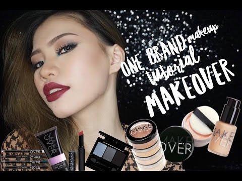 one-brand-makeup-tutorial-:-makeover