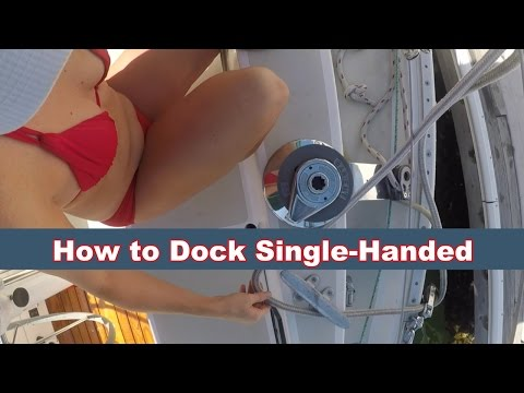 #81: How to Dock Single-Handed