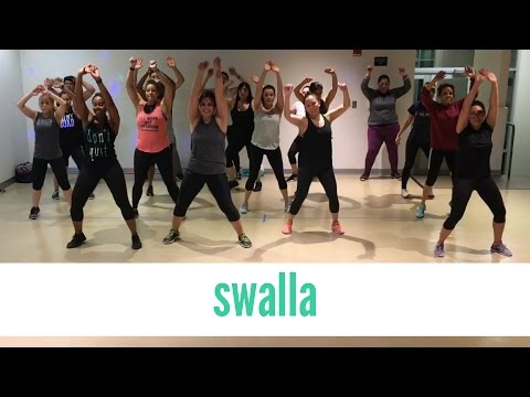 Thumbnail: Swalla by Jason Derulo || Cardio Dance Party with Berns