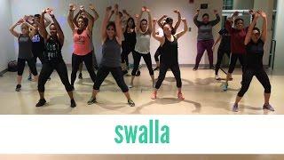 Swalla by Jason Derulo || Cardio Dance Party with Berns