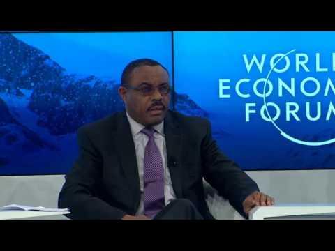Davos 2016 - Africa's Next Challenge