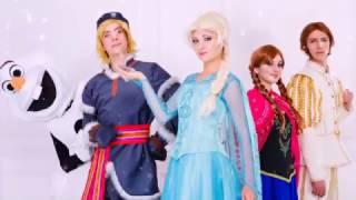 Волшебное шоу Астана детский спектакль