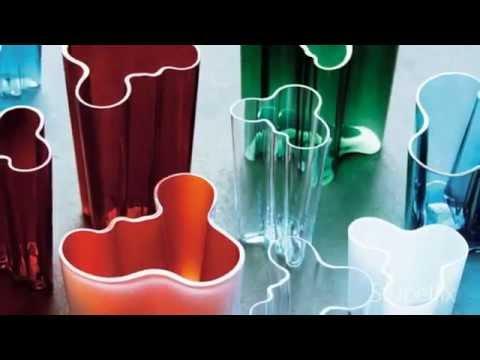 Iittala Vase Aalto Vase Savoy Youtube