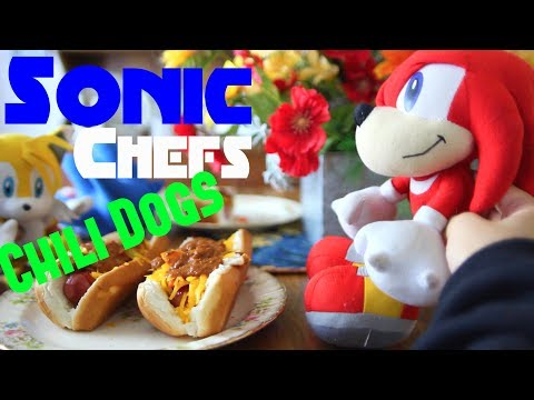 SONIC CHEFS - Fancy Chili Dogs~