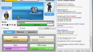 Pokemon Online Battles Live Narration #3 [5th Gen RU Tier]