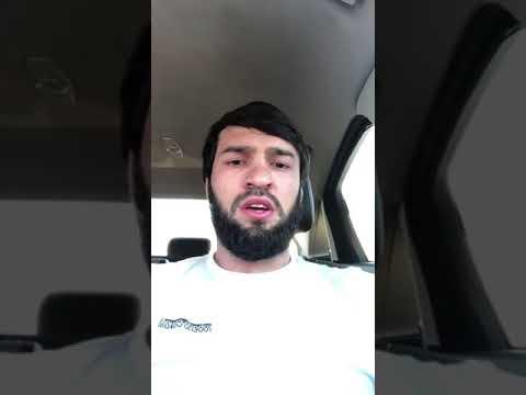 Видеоприглашение от Зубайра Тухугова
