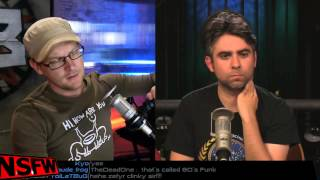 NSFW 203 - Aftershow - Oi, A Ghost!