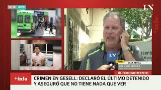 Entrevista al padre de uno de los rugbiers detenidos