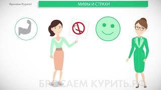 Мифы и страхи об отказе от курения