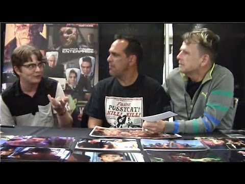 Interview with Mark Patton and Robert Rustler