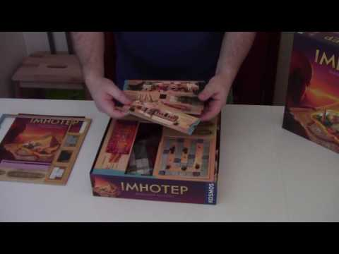 Unboxing Imhotep