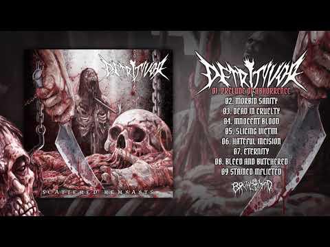 DETRITIVOR - Scattered Remnants   Full Stream   Debut Album   Indonesia Death Metal   BRUTAL MIND